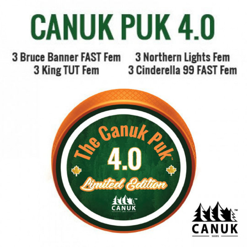 The Limited Edition Canuk Puk 4.0
