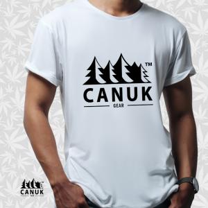 Canuk Gear White T-shirt