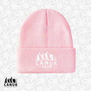 Canuk Gear Pink Toque
