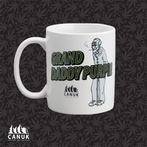 Grandaddy Purple (Canuk Seeds) Mug