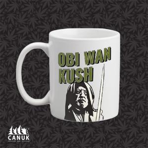 Obi Wan Kush (Canuk Seeds) Mug