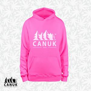 Canuk Seeds Hoodie - Pink