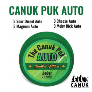 The Limited Edition Canuk Puk Auto