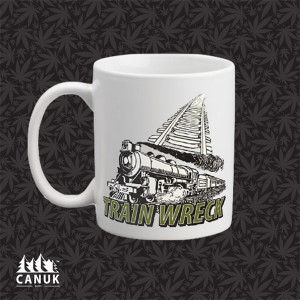 Trainwreck (Canuk Seeds) Mug