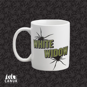 White Widow (Canuk Seeds) Mug